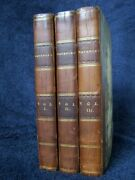 Walter Scott Waverley Or And039tis Sixty Years Since 1st Scottish 1814 Very Rare