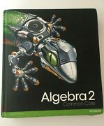 Algebra 2 Common Core By Pearson Education Staff, Randall I. Charles And...
