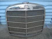 Mercedes 600 Grill Grille Limo M100 Mbz Used