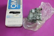 Nos Omc Evinrude Johnson Carb Assy Lower. Part 395393.