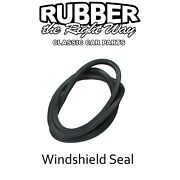 1967 1968 1969 1970 Chevy And Gmc Van Windshield Seal - Free Shipping
