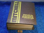 Mitchell Manuals Tune Up Service Repair Imported Cars / Trucks Vol. 2 1978-83