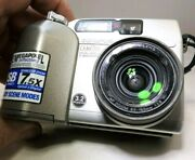 Olympus C-3020 Zoom 3.2mp Digital Camera - As Is Parts Repair Doesnand039t Power Up