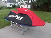 Artic Cat Tigershark Tsr Cover 1999 Red And Black New Oem