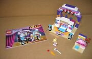 41004 Lego Friends Rehearsal Stage – 100 Complete W Instructions Ex Cond 2013