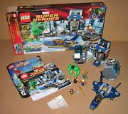 6868 Lego Hulk's Helicarrier Breakout 100 Cmplete Box Instructions Ex Cond 2012