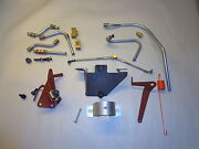 70-74 Mopar B E Body Cuda Charger 440 Six Pack Installation Kit W/throttle Cable