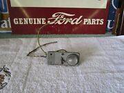 1955 1956 Ford Convertible Under Dash Map Or Accessories Light Bracket And Switch