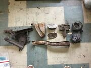1957 Chevy Parts Lot