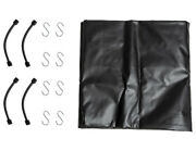 Salt Dogg Spreader Replacement Tarp For 1400300ss 1400350ss P/n 1491301 New