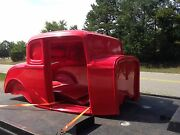 1932 32 Ford Replacement Five Window Coupe Fiberglass Body