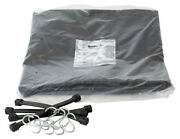 Salt Dogg Spreader Replacement Tarp For 1400050ss 1400100ss P/n 1491501 New