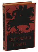 Red Cavalry By Isaac Babel First Edition 1929 1st Us Printing Russia War