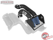 Afe Magnum Force Cold Air Intake 2017-2019 Ford F150 Ecoboost 3.5l Pro 5r Oiled