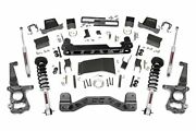 Rough Country 6 Lift Kit Fits 2015-2020 F150 4wd | N3 Loaded Struts Shocks |