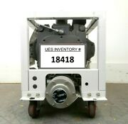 Iqdp40 Edwards A532-40-905 Dry Vacuum Pump Tested Working Needs Rebuild