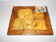 Little Boy Natural Woods Carving Artist Signed Pjay Evans The Wonders Of Life