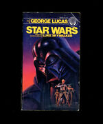 Lucas, George Star Wars 1976 Edition Paperback 1st/1st