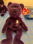 Ty Beanie Baby Princess Perfect Condition One Owner. Pe Pellets