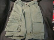 Boy Scout Switchback Shorts, No Legs, Waist 22 1/2 - 23 1/2 Youth 6,  423y