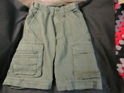 Boy Scout Switchback Shorts, No Legs, Waist 22 1/2 - 23 1/2 Youth 8,  423z