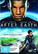 After Earth - Dvd Region 4 Free Shipping