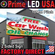 Prime Led P10 37.75x19 Led Sign Store Window Display Images Wifi Upload