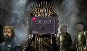 🔥 Oreo Limited Edition Game Of Thrones Themed Classic Chocolate Sandwich Cookie