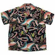Sun Surf Andrdquocoral Underwater Ss34455 Size Xl Sunsurf Year 2009 Model F/s New