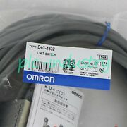 10pc New Omron Limit Switch D4c-4332 D4c4332 One Year Warranty