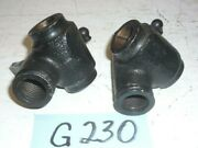 Mgtd Mgtf Cast Iron Front Suspension Top And Bottom Link Right Hand Thread G230