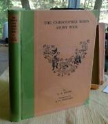 A A Milne Christopher Robin Story Book Nr Mint Large Paper Limited Edition