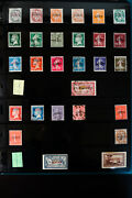 French Colonies Popular Sets And Singles Stamp Collection