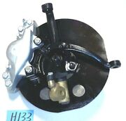 Reman Oem .. And03956 - And03962 Triumph Tr3 - Tr4 Left Front Axle And Brake Assembly H133