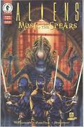 Aliens Music Of The Spears 1994 Dark Horse 1-4 Complete Set