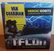 Transformers Igear Toys 3rd Party Tfcon 2013 Exclusive Van Guardian New