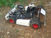 Coyote Products Go Kartcomer C50 Motor Engine S50-48cc Great Condition