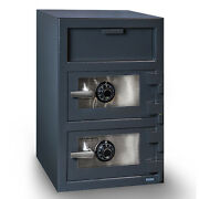 Hollon Safe B-rated Depository Safe Double Door Combination Dial Lock Fdd-3020cc