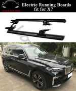 Deployable Electric Running Board Side Step Bar Fits For Bmw X7 G07 2019 2020