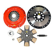 Amc Stage 4 Clutch Kit And Racing Flywheel For 1998-2002 Firebird Trans Am Ws6 Ls1