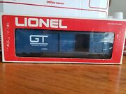 Lionel Grand Trunk Double Door Box Car Gtw 9764 Box Car 0 Scale 6-9764