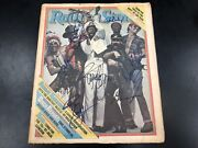 The Village People Rolling Stone Magazine Complete W/ Glenn Hughes Yes It's Psa
