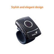 Smart 2.4g Wireless Finger Ring Mouse Presenter Function For Laptop Notebook Pc