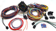 1928 1929 1930 1931 Ford Model A Car 21 Circuit Wiring Harness Wire Kit New