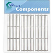 3-pack Bbq Grill Cooking Grates Parts For Chargriller 3030