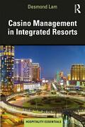 Casino Management In Integrated Resorts By Desmond Lam English Paperback Book