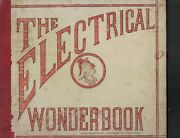 The Electrical Wonderbook Hc Book Parker Brothers 1900s