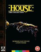 House The Collection Box 4 Bluray In Inglese New .cp
