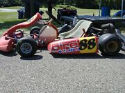 Go Kart Touch And Go Birel 88 With Rotax Tag Engine