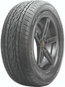 4 New Continental Conticrosscontact Lx20 - P235/65r17 Tires 2356517 235 65 17